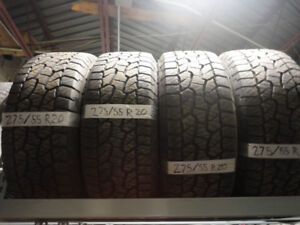 275/55/20 HANKOOK ALL TERRAIN
