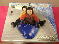 Arctic Rocket Inflatable Sled
