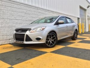 2014 Ford Focus SECPO NOV 7/17 611667