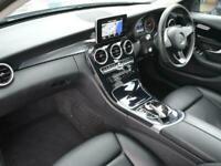 2017 Mercedes-Benz C CLASS DIESEL SALOON C220d SE Executive Edition 4dr Auto Sal