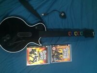 guitar hero PS3 bundle