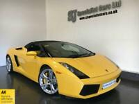 2006 [56] Lamborghini Gallardo spyder E gear *17K Full Lambo History* Great spec