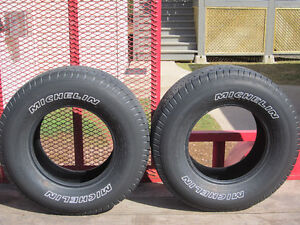 Michelin LTX Radial M/S Tires for sale