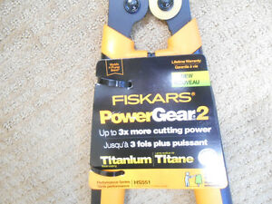 Fiskar Hedge Trimmer  SAVE THE and MORE