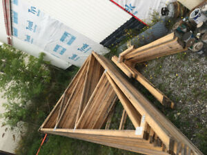 Engineered Trusses