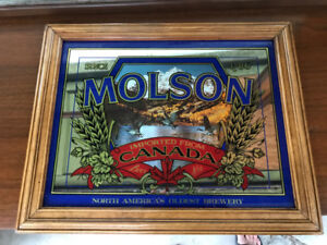 Molson Canadian Mirror Picture
