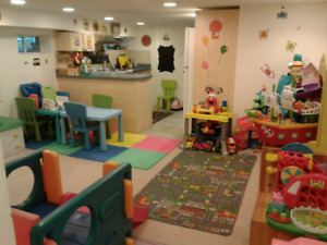 Part or full time home daycare spot available