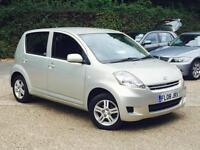 2008 Daihatsu Sirion 1.0 SE Gold 5 Door 61,921 Miles Warranted only ��30 Road Tax