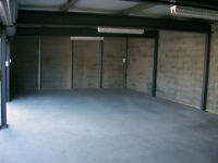 Contractor/Workshop Space Available