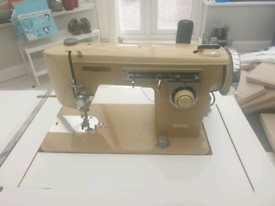 Brother folding sewing machine