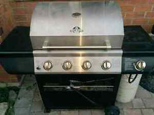 Large Grill Master BBQ