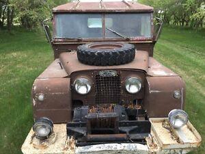 1956 Land Rover