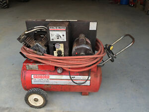 2 HP Portable Air Compressor