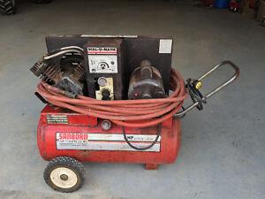 2 HP Portable Air Compressor