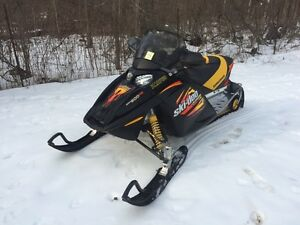 2003 600 with jacket and helmet