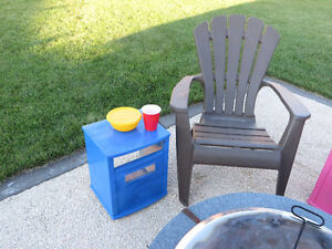 Add color to your deck or patio