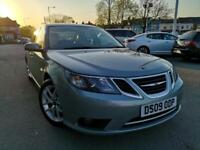 *AUTOMATIC* 2009 Saab 9-3 1.9TiD (150bhp) Diesel Anniversary Edition PX WELCOME