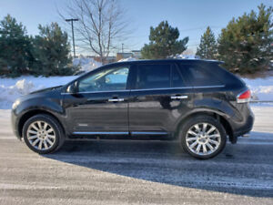 Lincoln MKX Limited Edition 2011  Financement Maison disponible