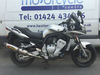 Yamaha FZS1000 / Fazer 1000 / Nationwide Delivery / Finance