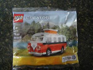 Lego 40079 Mini VW T1 Camper Van Sarnia Sarnia Area image 1