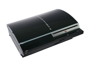 Yellow Light PS3 console for sale.