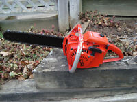 "Chainsaw - 54cc/16"" Homelite XL-12 (Fully Serviced)"