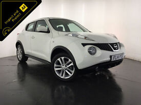2014 NISSAN JUKE ACENTA 1 OWNER FROM NEW FINANCE PX WELCOME