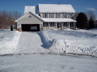 Last Chance Earlybird Snow Removal - Free Quote