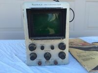 Vintage Heathkit Ignition Analizer  including Manuals