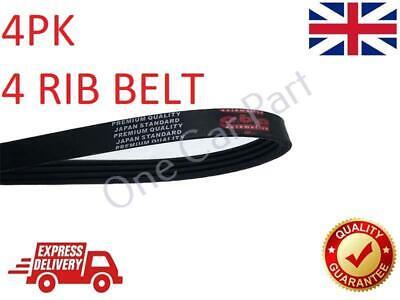 For Peugeot 405 I, II, 1.6, 1.9, Box, Break, 4PK698 Alternator Fan Drive Belt