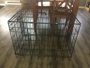 2 cages à chiens ou chats