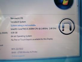 Novatec laptop nspire