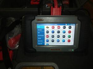 Autel ds708 maxidas scanner tool