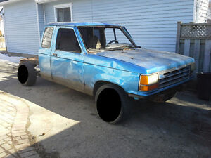 PARTING OUT 89-92 FORD RANGERS RWD! 4.0L 5 Speed London Ontario image 1