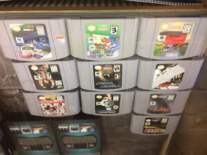N64 GAMES NINTENDO 64 GAMES GET YOURS NOW