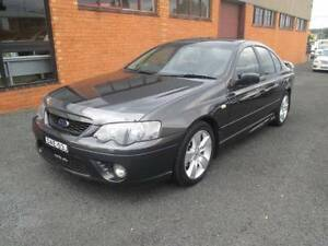 2007 Ford Falcon Sedan Uralla Uralla Area Preview
