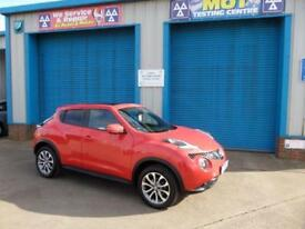 Nissan Juke TEKNA 1.5 DCI Sat Nav/ Leather