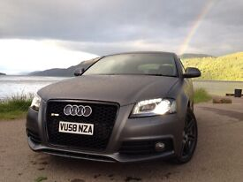 Audi A3 S-Line 2.0TDI DSG