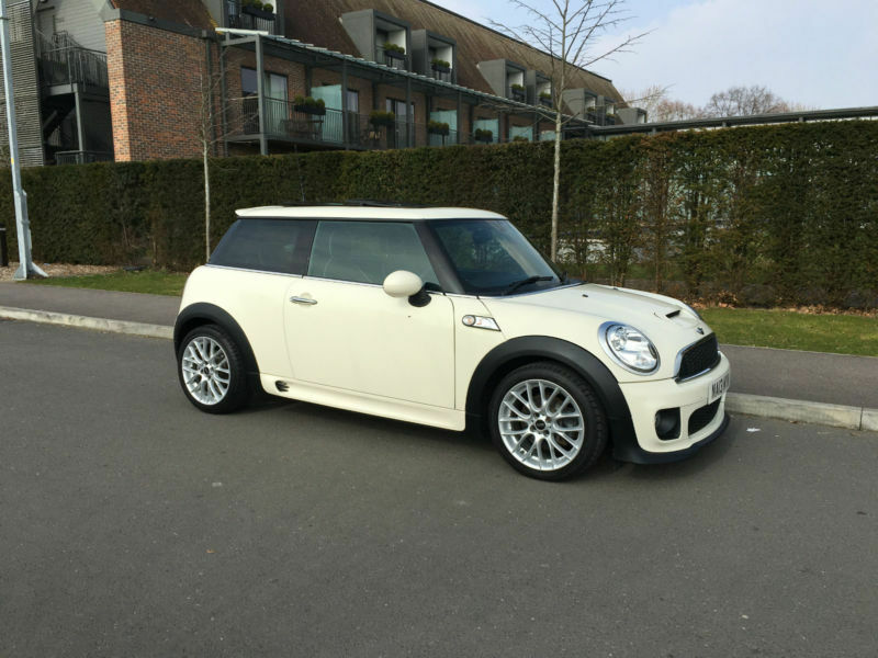 2013 white mini cooper sd hatchback 18 000 miles chili. Black Bedroom Furniture Sets. Home Design Ideas