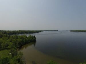 BALSAM LAKE 900 ft WATERFRONT / LAND FOR SALE