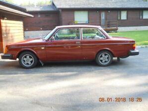 1979 Volvo 242 DL (Rare)