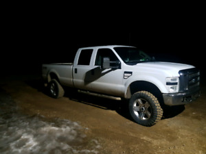 Lifted 2010  f350