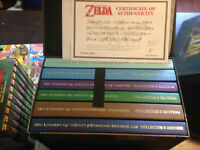 new price, Legend of zelda collectors strategy guides