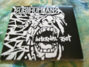 subhumans internal riot cd rare the exploited uk subs view