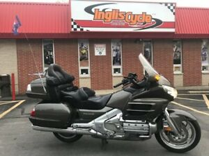 2009 Honda Gold Wing Audio / Comfort / Navi / XM / ABS