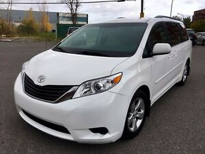 Toyota Sienna 2014 LE 44KM 8 Passager AC Mag Camera Full équipé