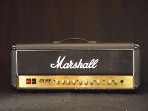 Marshall JCM2000 Dual Super Lead 100W Head