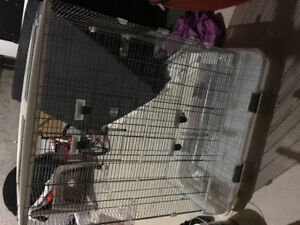 Vision large cage for birds