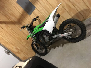 2015 Kx100/show room condition