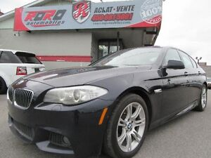 "BMW 528i xDrive ""M PACKAGE"" 2013 **FINANCEMENT 100% APPROUVE**"